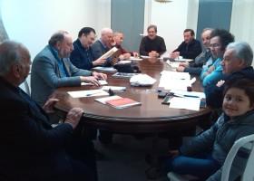 Riunione del Consiglio Direttivo dell'Associazione Ex Alunni