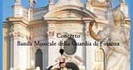Concerto della Guardia di Finanza in onore di P. Minozzi